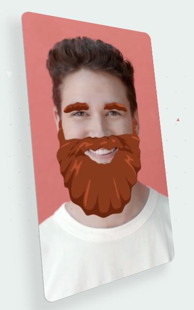 приложение чтобы сделать маску в инстаграм