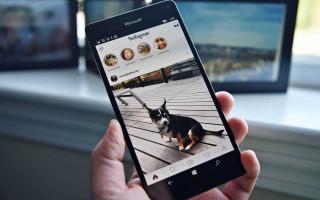 Почему не грузится видео в Инстаграме?