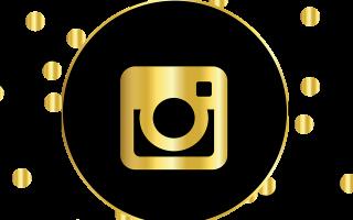 Как сделать иконки в Инстаграм?