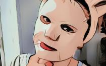 Как наложить маску Инстаграм на готовое фото?