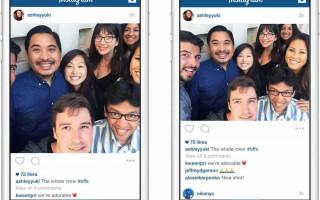 Почему Инстаграм режет фото?