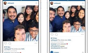 Почему Инстаграм обрезает видео сверху?