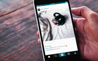 Почему качество фото в Инстаграм ухудшает?